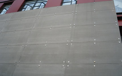 Ecoboard Projects - Exterior Wall